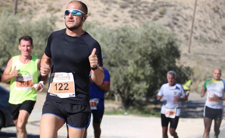 La Media Maratón 'Ciudad de Antequera', en fotos