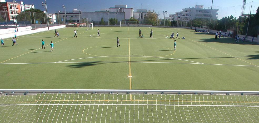 Un jugador y su padre golpean al árbitro en Marbella en un encuentro de categoría juvenil