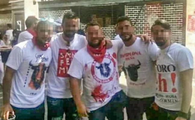 Indignación y polémica en solo una semana de juicio a 'La Manada'