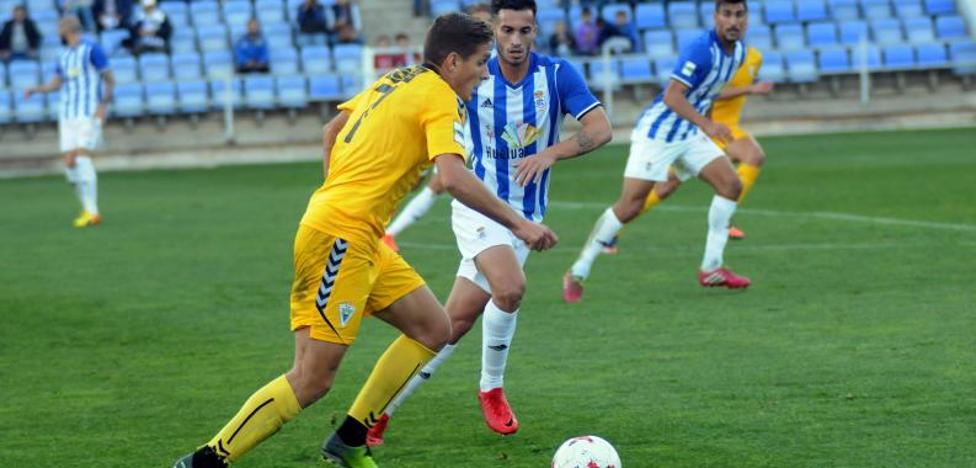 El Marbella frena en Huelva (1-0)
