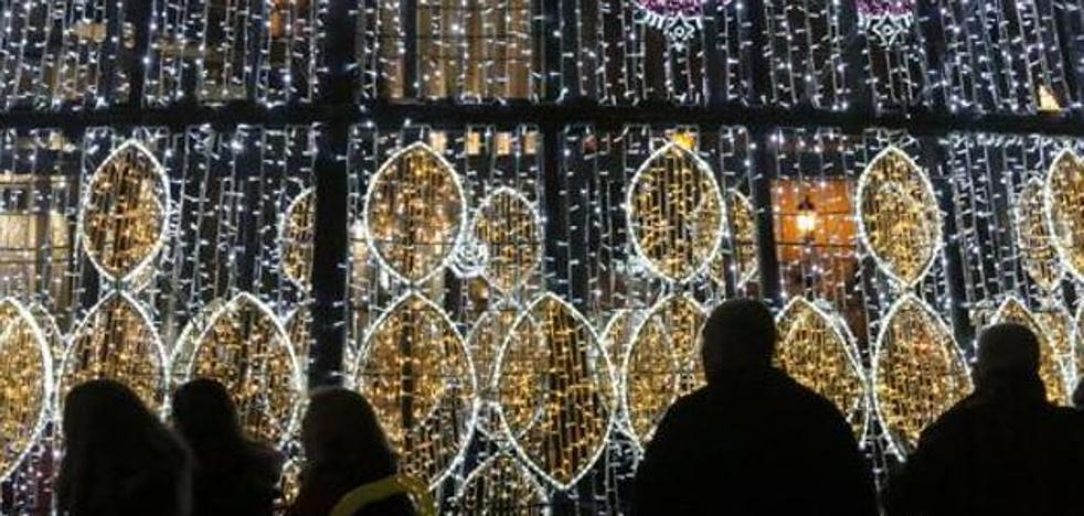 Vídeo | Las inolvidables luces de Navidad de Málaga (2001-2016)