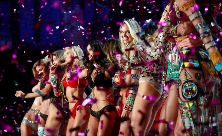 El desfile más esperado del año: The Victoria's Secret Fashion Show, en Shanghai