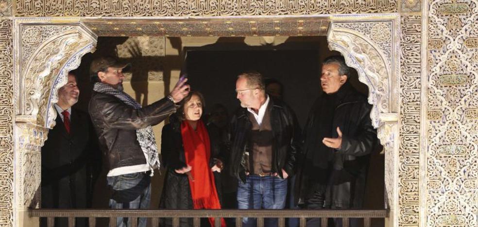 Antonio Banderas vuelve a la carga con Boabdil