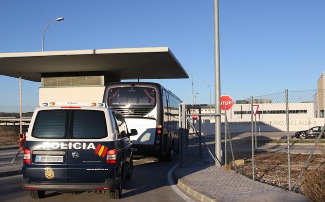Interior da uso de CIE provisional a la prisión de Archidona para acoger a los inmigrantes de Murcia