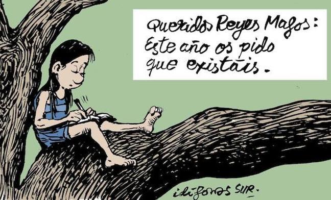 La viñeta de Idígoras (20|11|2017)