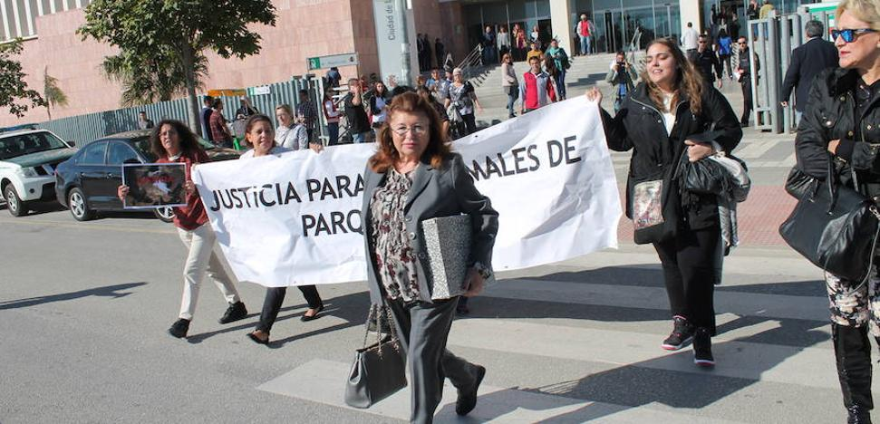 La presidenta de Parque Animal de Torremolinos solicita la suspensión de su pena alegando problemas psiquiátricos