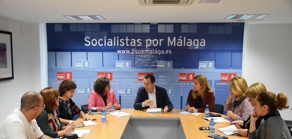 El PSOE exige a la Diputación de Málaga que triplique el presupuesto para igualdad