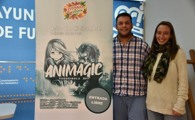 Fuengirola repite en diciembre el encuentro Animagic con entradas gratuitas
