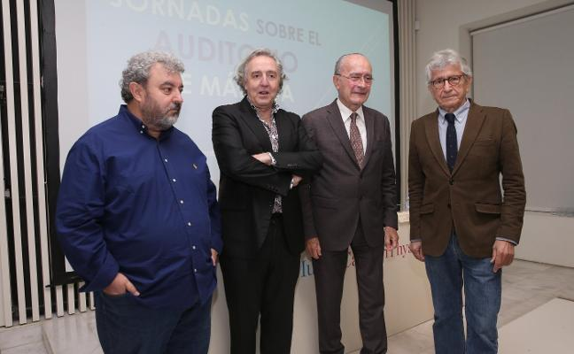 El alcalde pide que se reactive el proyecto del auditorio con la entrada de la Diputación