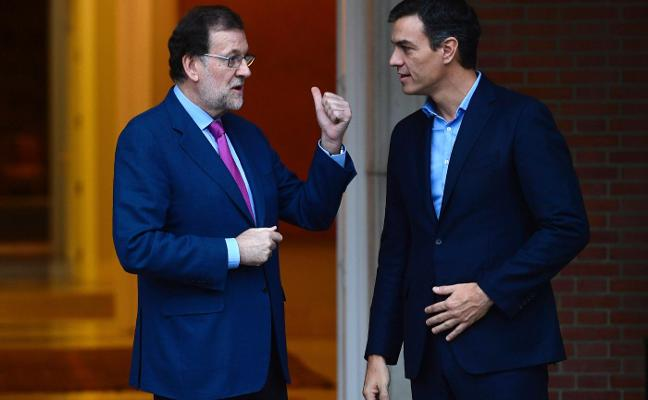 Rajoy sondeará a PSOE y Ciudadanos para nombrar al sustituto del fiscal general