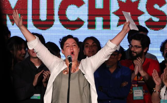 La izquierda se rehace en Chile