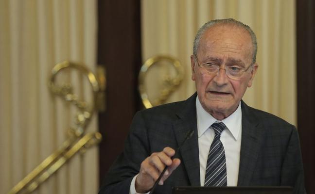 El alcalde insiste en que Málaga era «la ciudad mejor posicionada» para optar a la Agencia Europea del Medicamento
