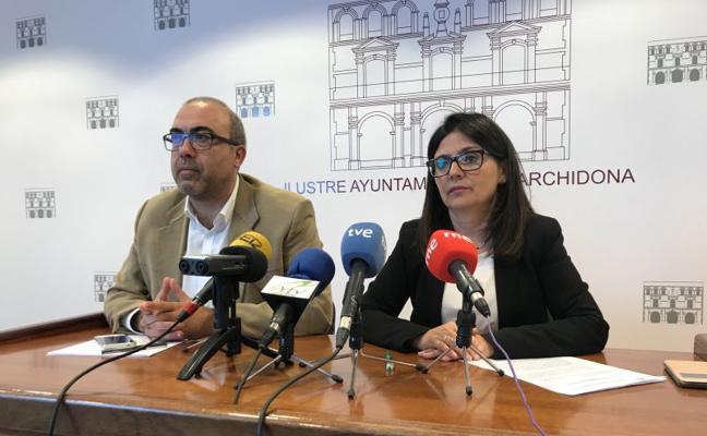 Interior afirma que el traslado de inmigrantes a Archidona no durará más de 40 días