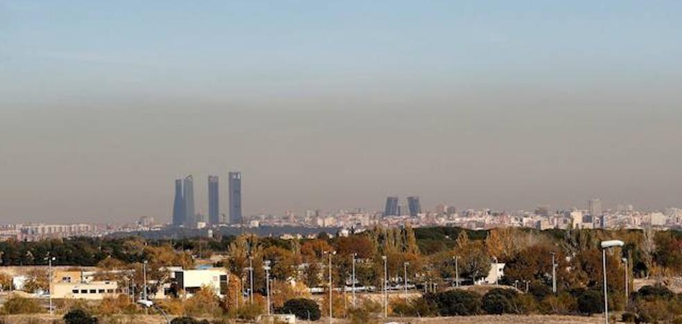 Dieciseis ciudades superan el límite de contaminación, pero solo dos toman medidas