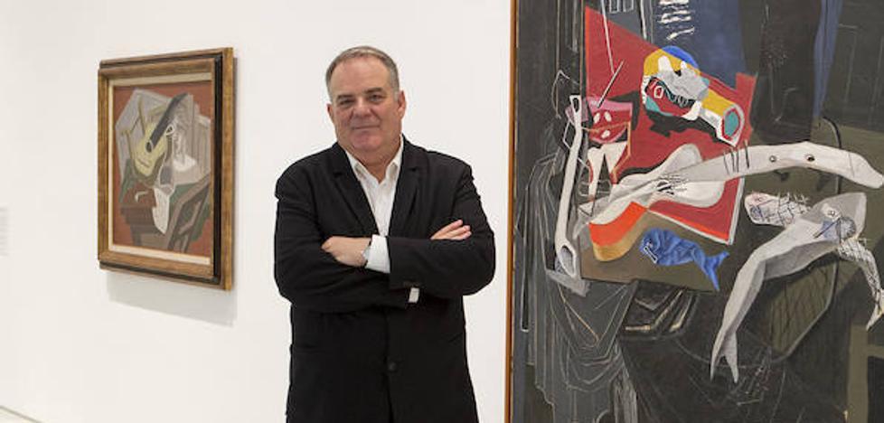El cubismo, según el malagueño Eugenio Carmona