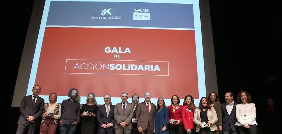 La fiesta de la solidaridad malagueña