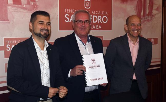 San Pedro presenta su presupuesto, que asciende a 19 millones de euros