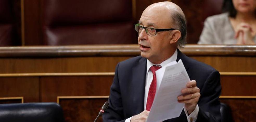 Montoro quiere que los Presupuestos de 2018 incluyan parte de la nueva financiación autonómica