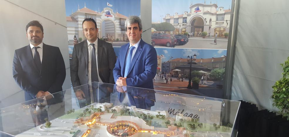 El outlet de lujo de Plaza Mayor abrirá a final de 2018 para atraer al turista de compras