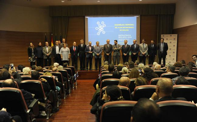 Málaga actualiza su plan estratégico para obtener fondos europeos hasta 2020