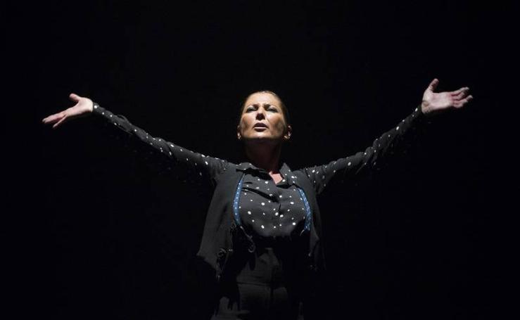 Fotos del espectáculo 'Sombras' de Sara Baras