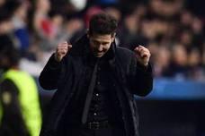 Simeone: «Este equipo y esta aficion tienen mucho corazón»