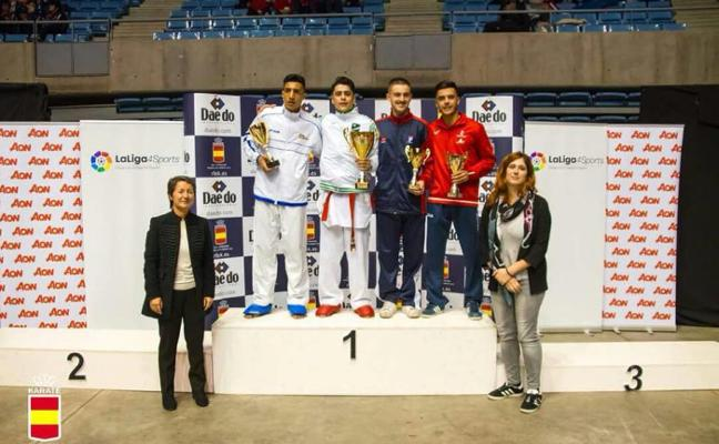 Los malagueños consiguen 16 medallas en el Nacional sub-21