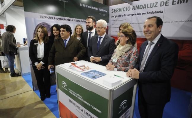 Jiménez Barrios valora el incremento de las exportaciones andaluzas