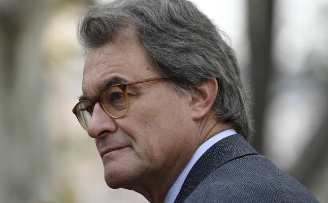 Artur Mas deposita en el Tribunal de Cuentas otros 144.588 euros de la fianza