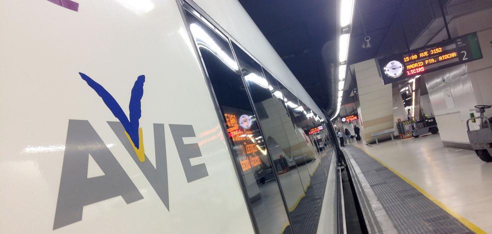 Renfe lanza una nueva tanda de billetes AVE a 25 euros