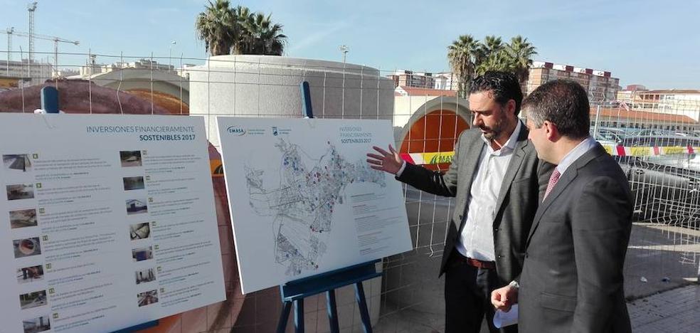 Emasa impulsa obras para mejorar la respuesta de la ciudad en caso de lluvias