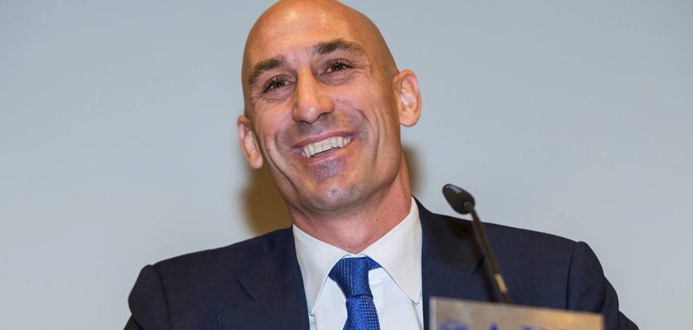 Rubiales activa la moción de censura en la Federación Española de Fútbol