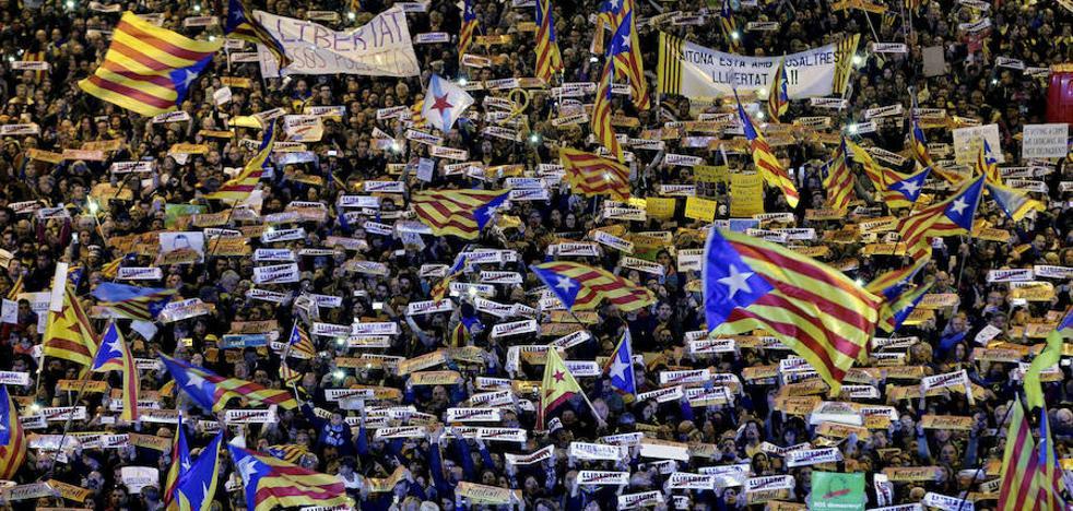 La ANC y Ómnium pretenden desbordar Bruselas en la manifestación del 7-D