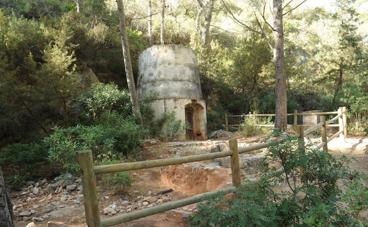 De ruta por la Marbella minera
