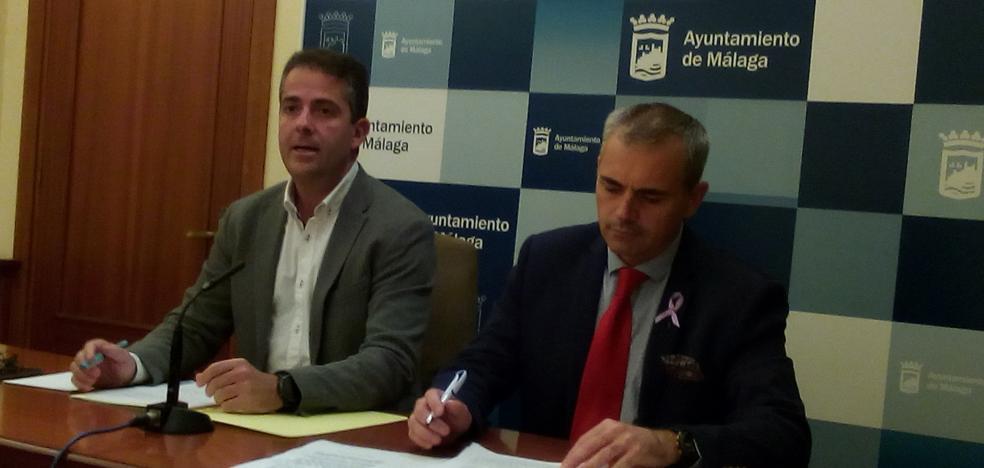 El Ayuntamiento de Málaga y Educación firmarán un convenio para que clubes deportivos usen espacios escolares