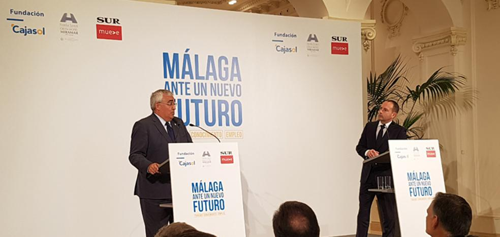 «Si Andalucía recibiese lo que le corresponde de España crecería un 1% anual más»