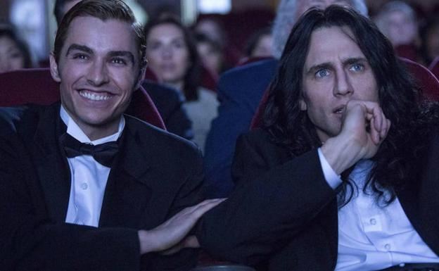 Fotograma de 'The disaster artist'. /SUR