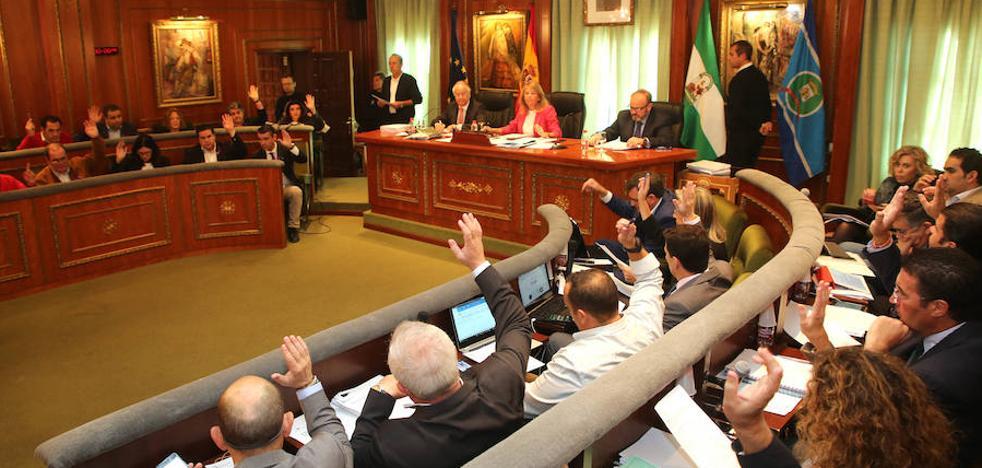 El pleno aprueba las normas urbanísticas que servirán de base para el nuevo PGOU de Marbella