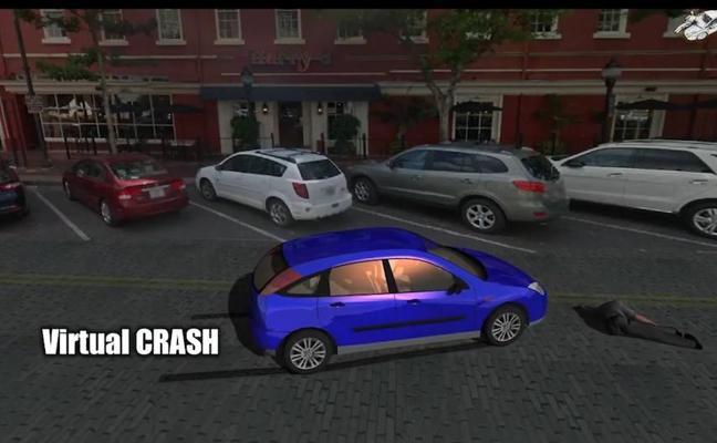 La Policía Local de Málaga incorpora un programa para recrear accidentes de tráfico en 3D