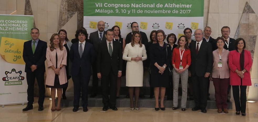 El centro de día de alzhéimer de AFA-Málaga llevará el nombre de la Reina Sofía