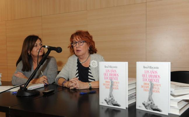 Rosa Villacastín: «La lucha por los derechos de la mujer no ha terminado»