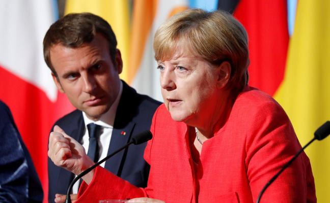 La Eurozona cruza los dedos ante la parálisis alemana