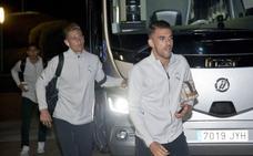 La política de Zidane castiga a Llorente y Ceballos