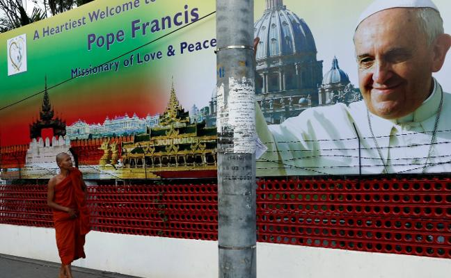 El 'dilema rohinyá' del Papa en su viaje al sureste asiático