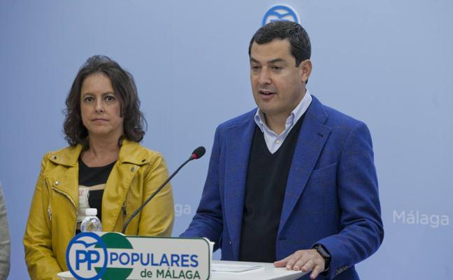 """Juanma Moreno dice que la subasta de medicamentos """"vulnera el principio de equidad con los andaluces"""""""