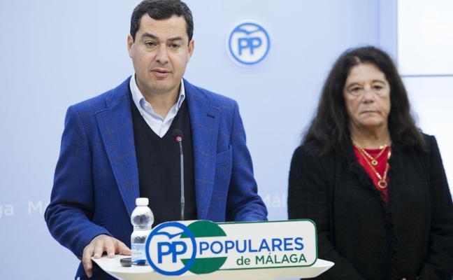 Moreno dice que la subasta de medicamentos rompe el principio de «equidad» de los andaluces
