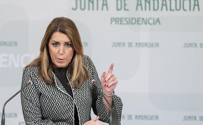 Díaz acusa a Rajoy de tener una actitud «evasiva e indolente» sobre la financiación