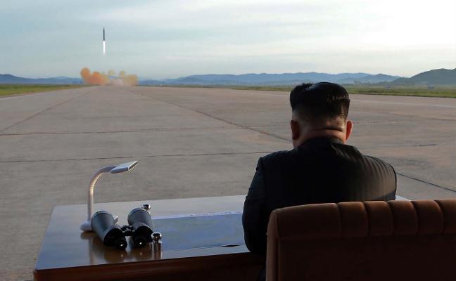 Corea del Norte lanza un misil tras más de dos meses de tregua