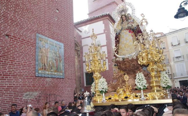 Agenda cofrade en Málaga del jueves 30 de noviembre al martes 5 de diciembre de 2017