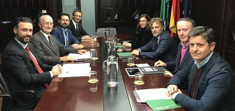 La Junta pedirá al Gobierno que pague la principal solución al riesgo de inundabilidad en el Guadalhorce